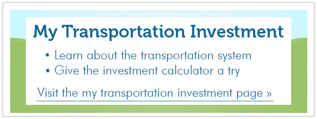 MyTransportationInvestment