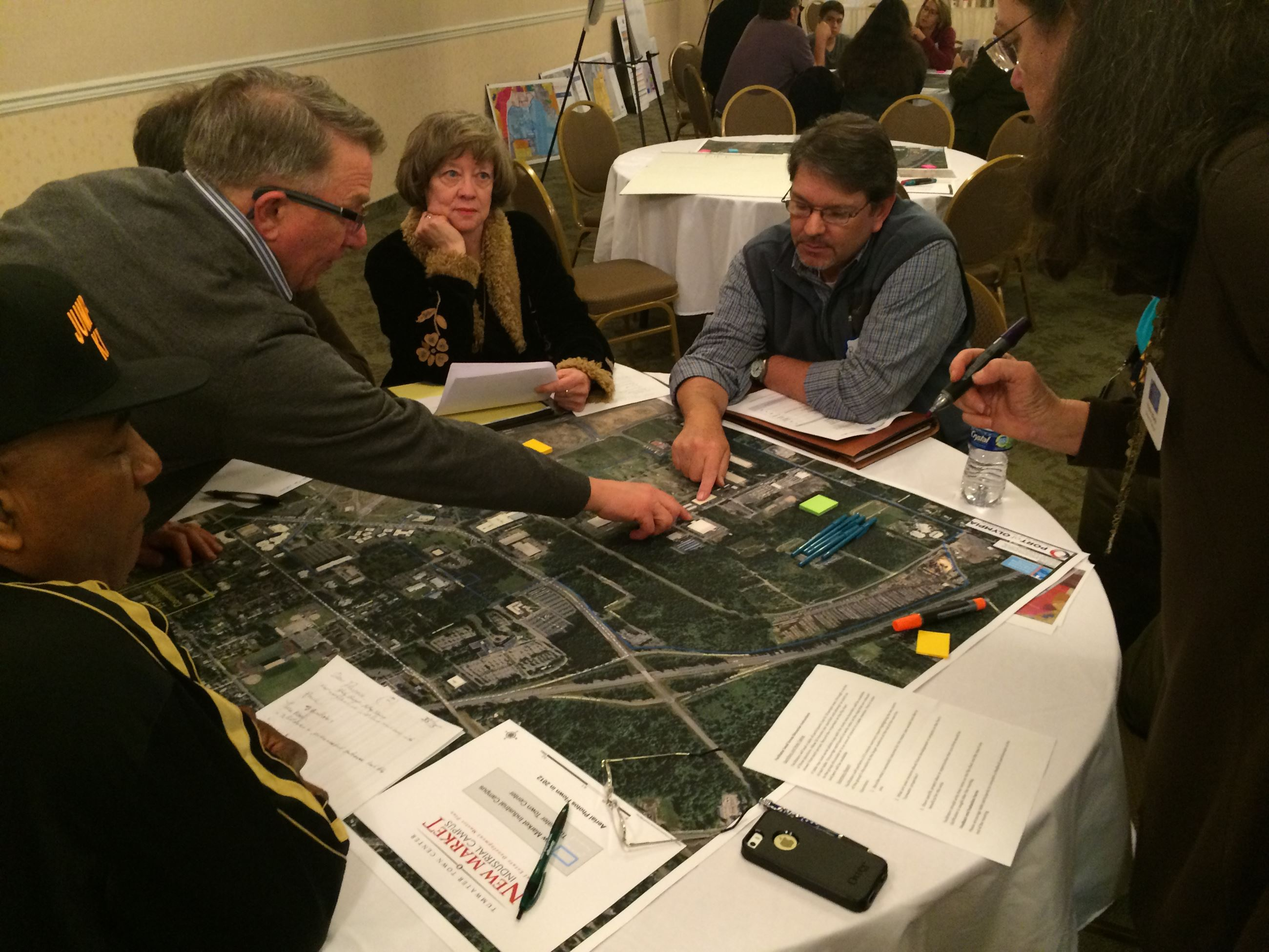 Port of Olympia - NMIC/ TTC Public Meeting