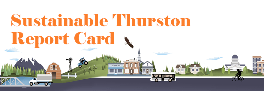 Sustainable Thurston Report Card