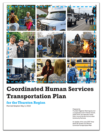 cover of the draft Coordinated Plan Opens in new window